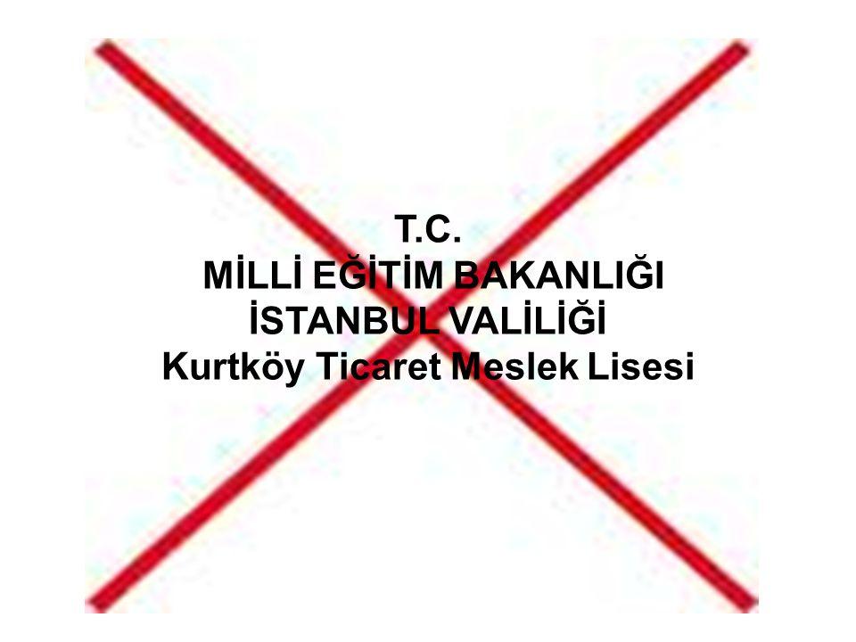 T.C. MİLLİ EĞİTİM BAKANLIĞI