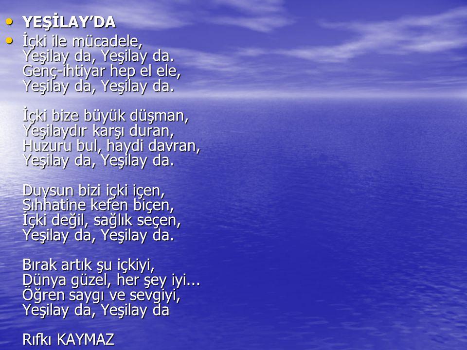 YEŞİLAY'DA