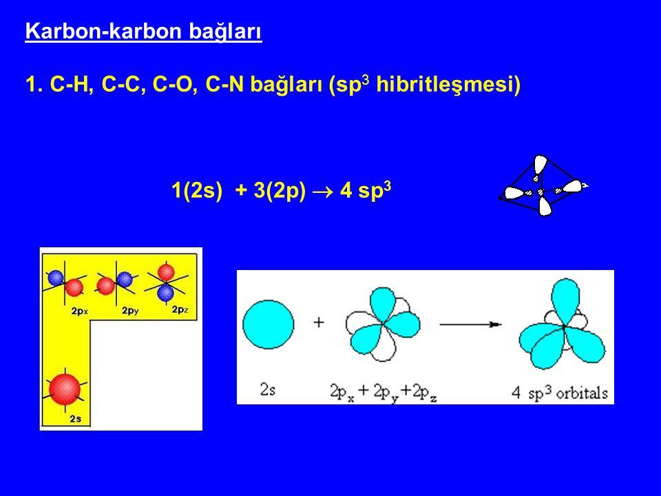 Karbon-karbon bağları