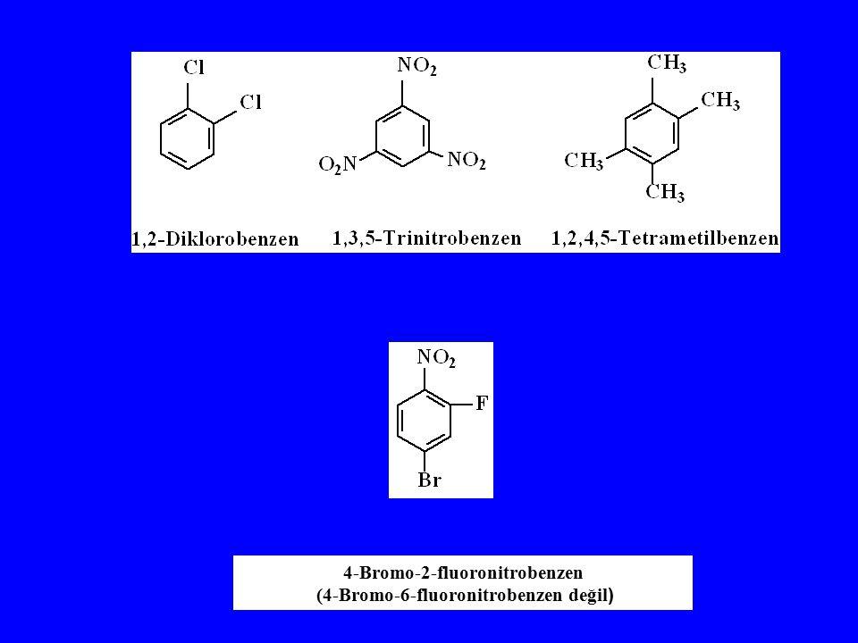 (4-Bromo-6-fluoronitrobenzen değil)