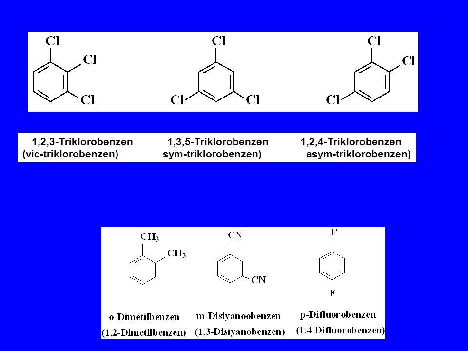 1,2,3-Triklorobenzen 1,3,5-Triklorobenzen 1,2,4-Triklorobenzen