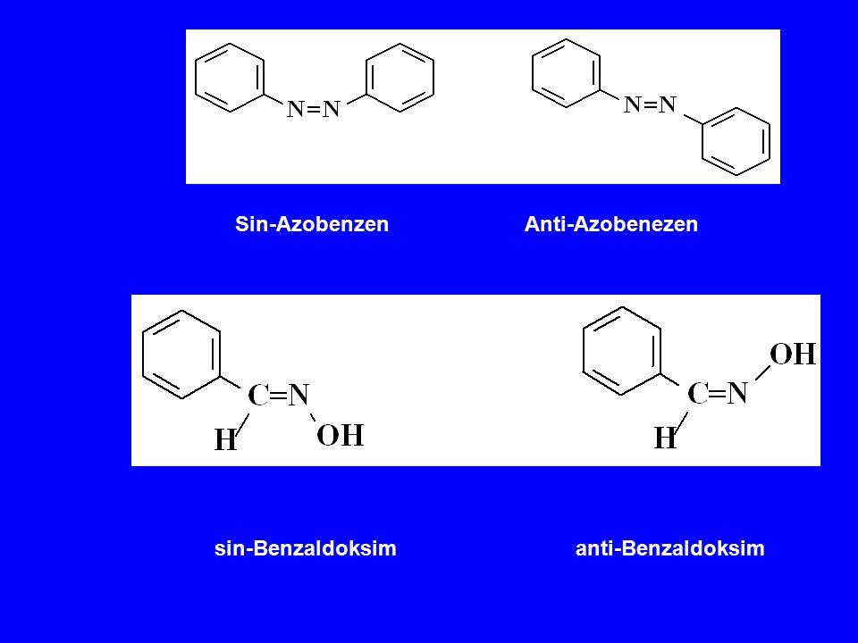 Sin-Azobenzen Anti-Azobenezen