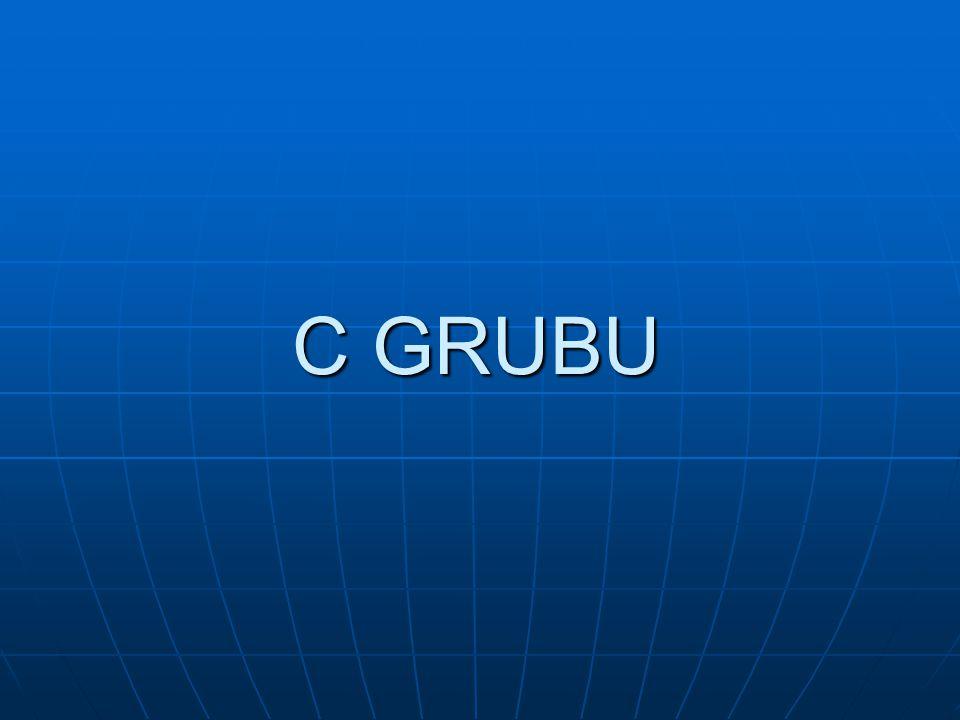 C GRUBU