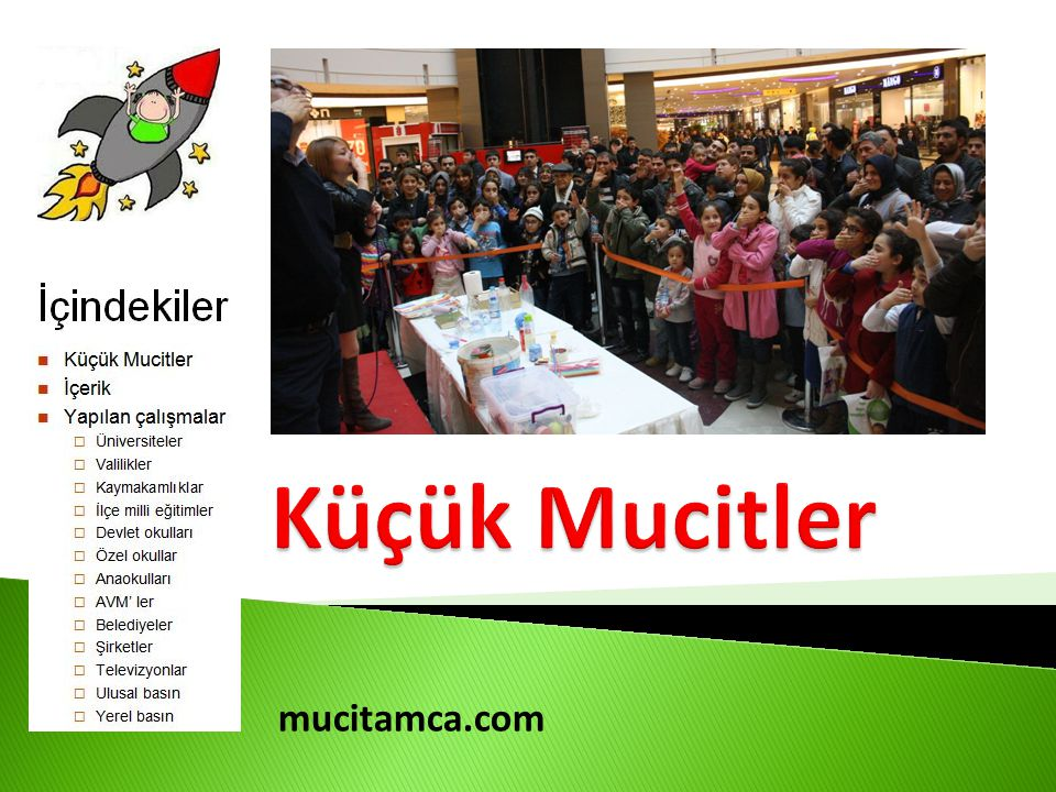Küçük Mucitler mucitamca.com