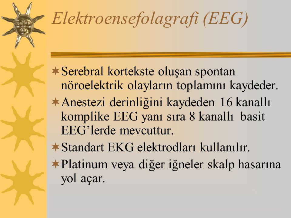 Elektroensefolagrafi (EEG)
