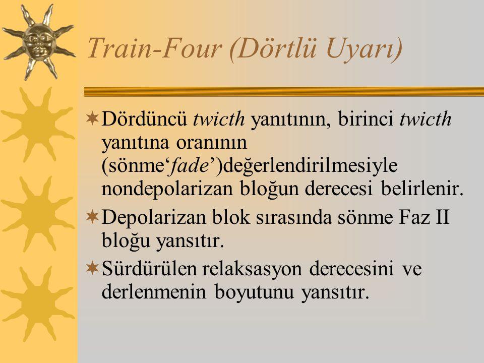 Train-Four (Dörtlü Uyarı)