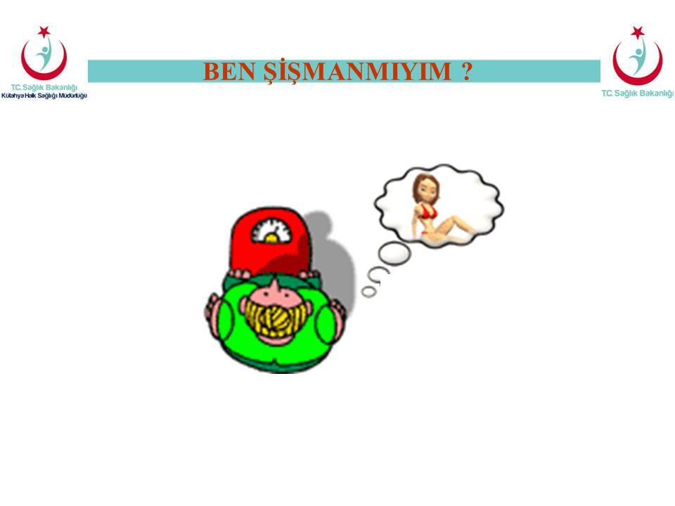 BEN ŞİŞMANMIYIM