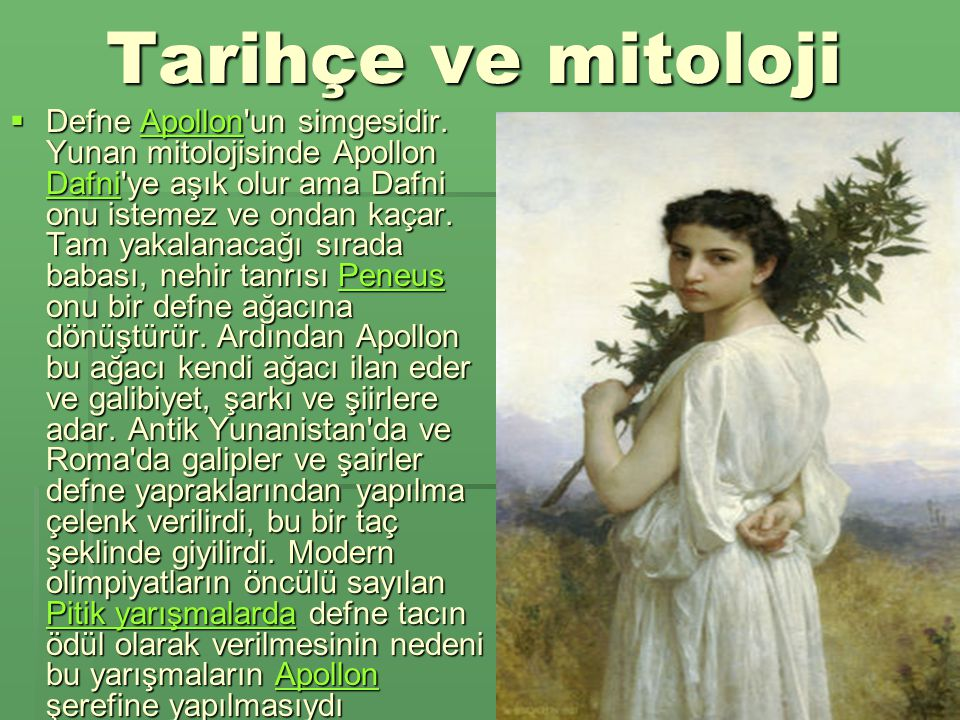Tarihçe ve mitoloji
