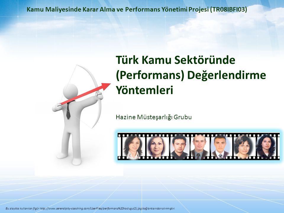 (Performans) Değerlendirme Yöntemleri