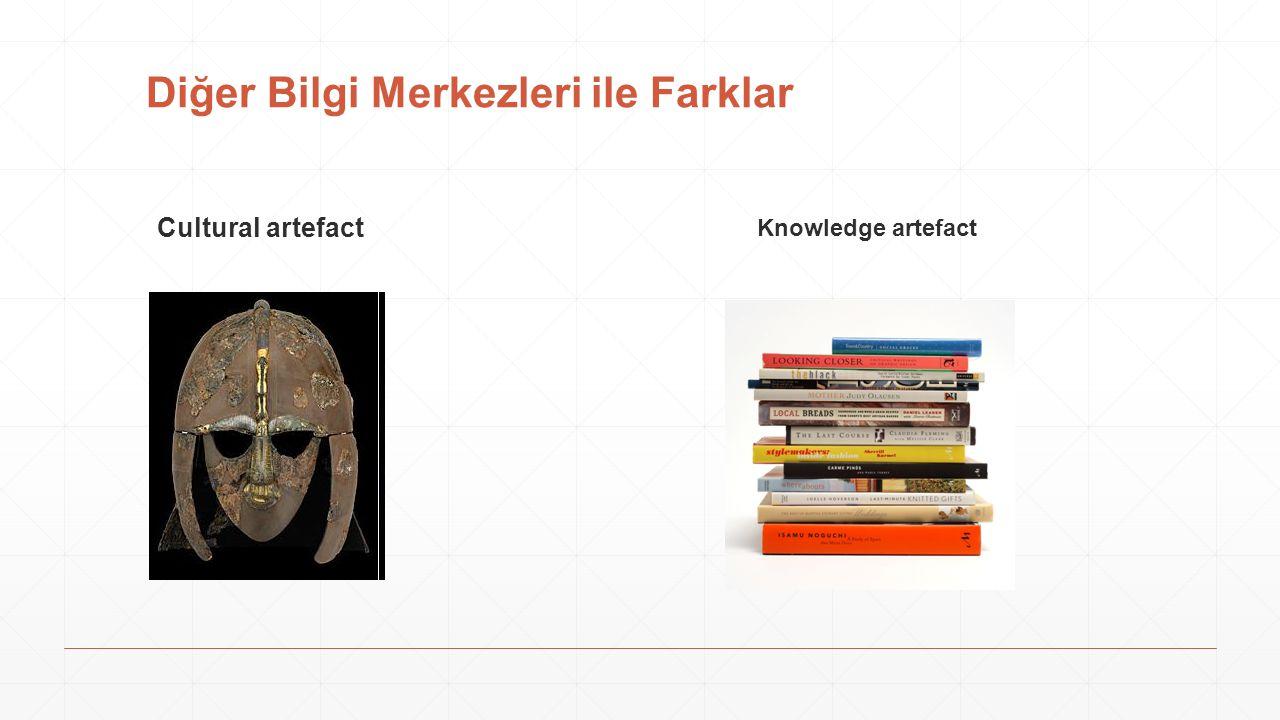 Diğer Bilgi Merkezleri ile Farklar