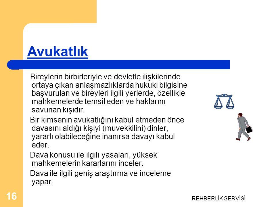 Avukatlık