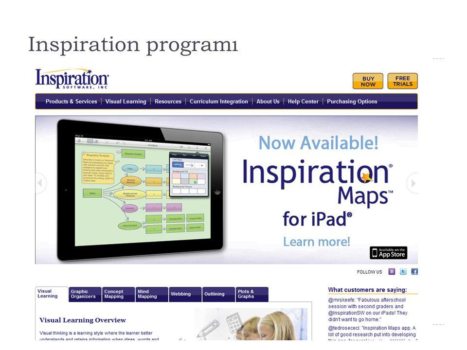 Inspiration programı
