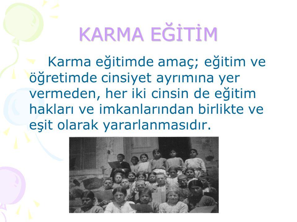 KARMA EĞİTİM