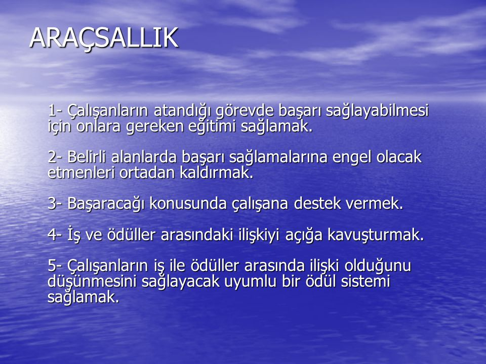 ARAÇSALLIK