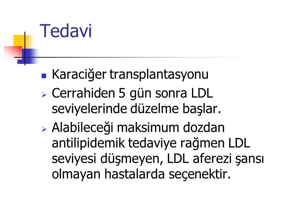 Tedavi Karaciğer transplantasyonu