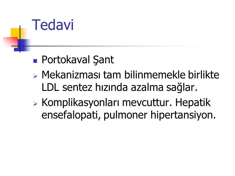 Tedavi Portokaval Şant