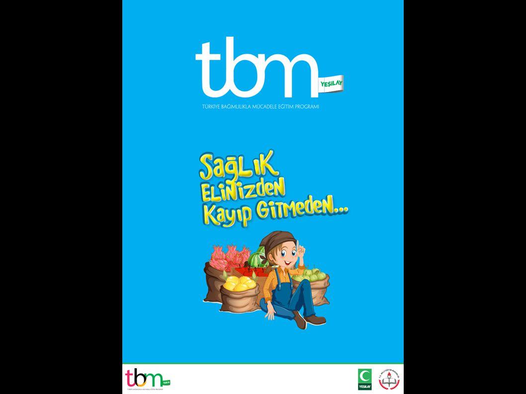Bu sunu Yeşilay tarafından ortaokul çağı öğrencilerine ve çocuklara yönelik hazırlanmış aşağıdaki kitapçıktan yararlanılarak oluşturulmuştur: