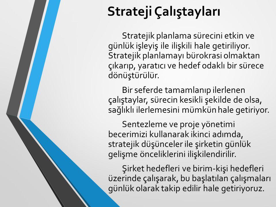 Strateji Çalıştayları