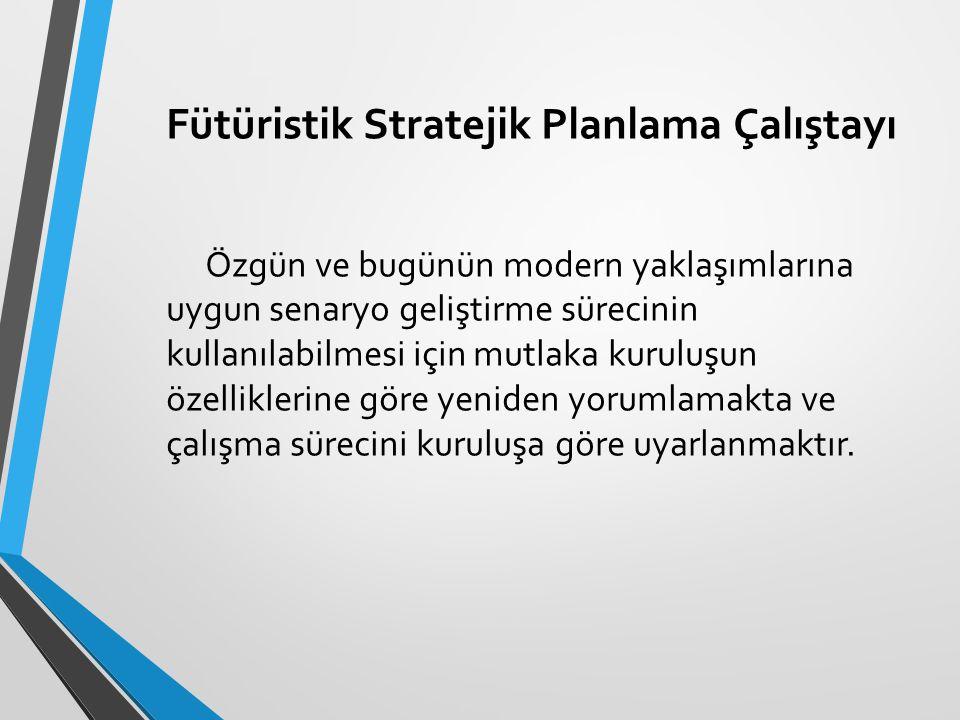 Fütüristik Stratejik Planlama Çalıştayı