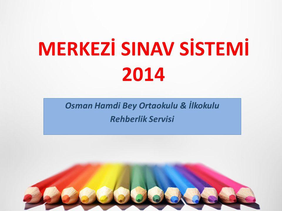 Osman Hamdi Bey Ortaokulu & İlkokulu Rehberlik Servisi