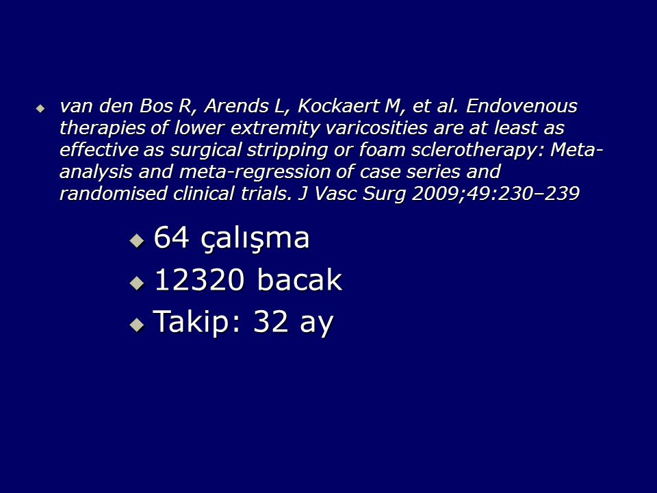 64 çalışma 12320 bacak Takip: 32 ay