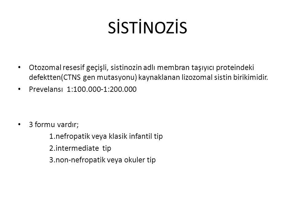 SİSTİNOZİS
