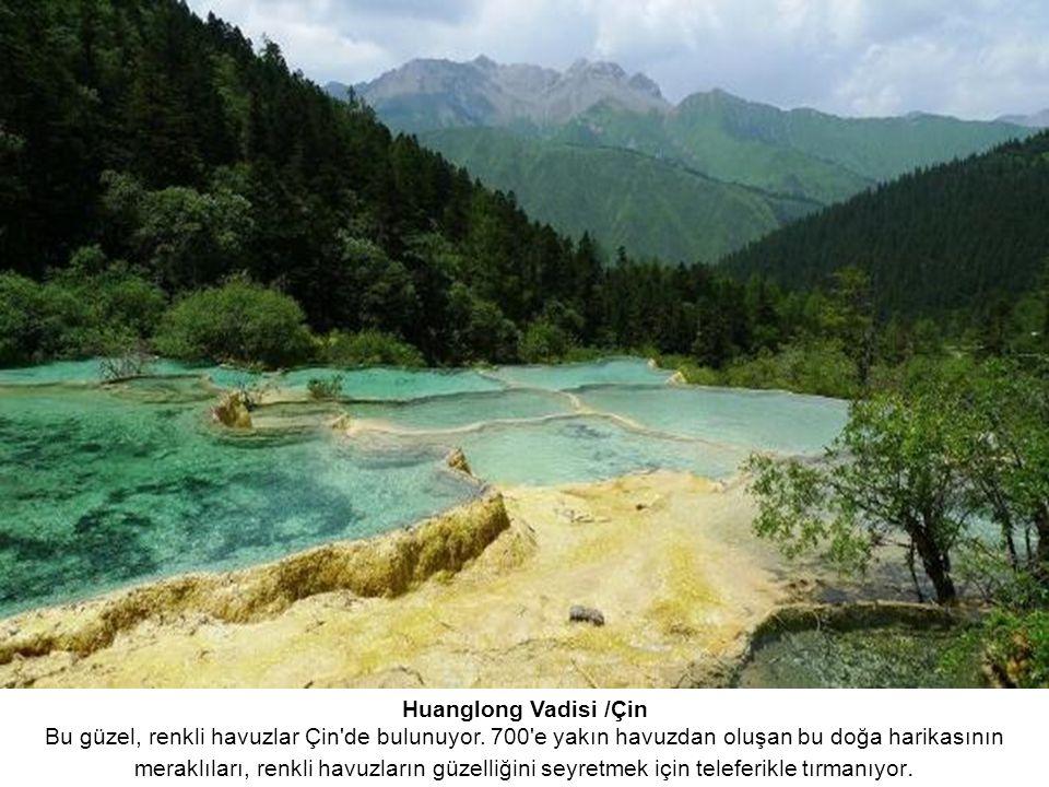 Huanglong Vadisi /Çin