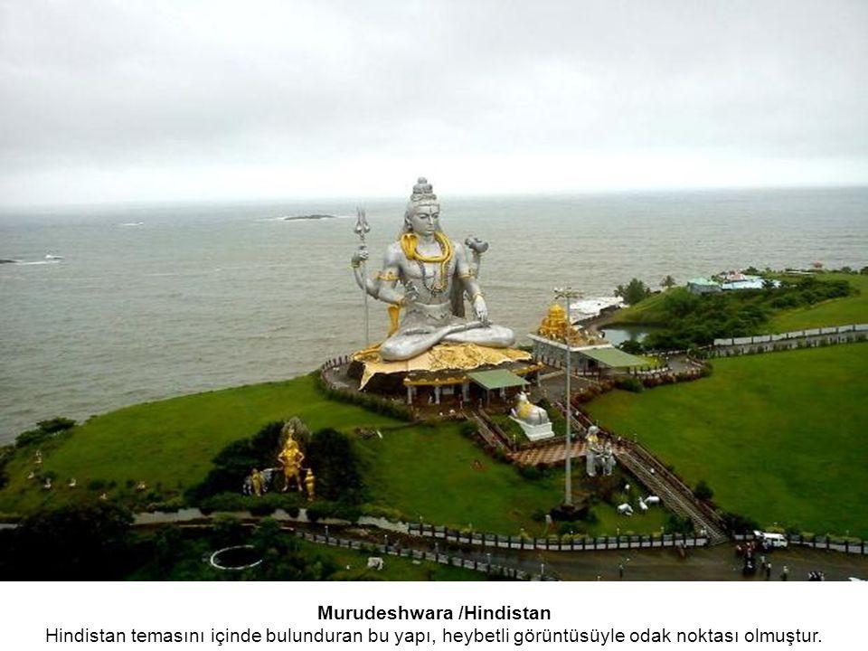 Murudeshwara /Hindistan