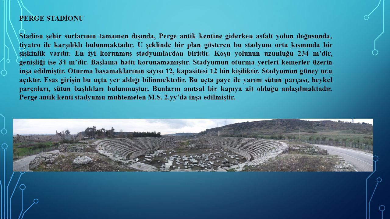 PERGE STADİONU
