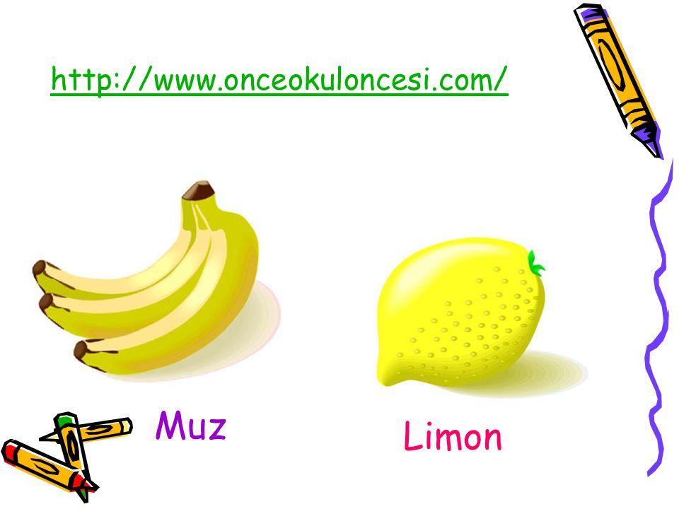 http://www.onceokuloncesi.com/ Muz Limon