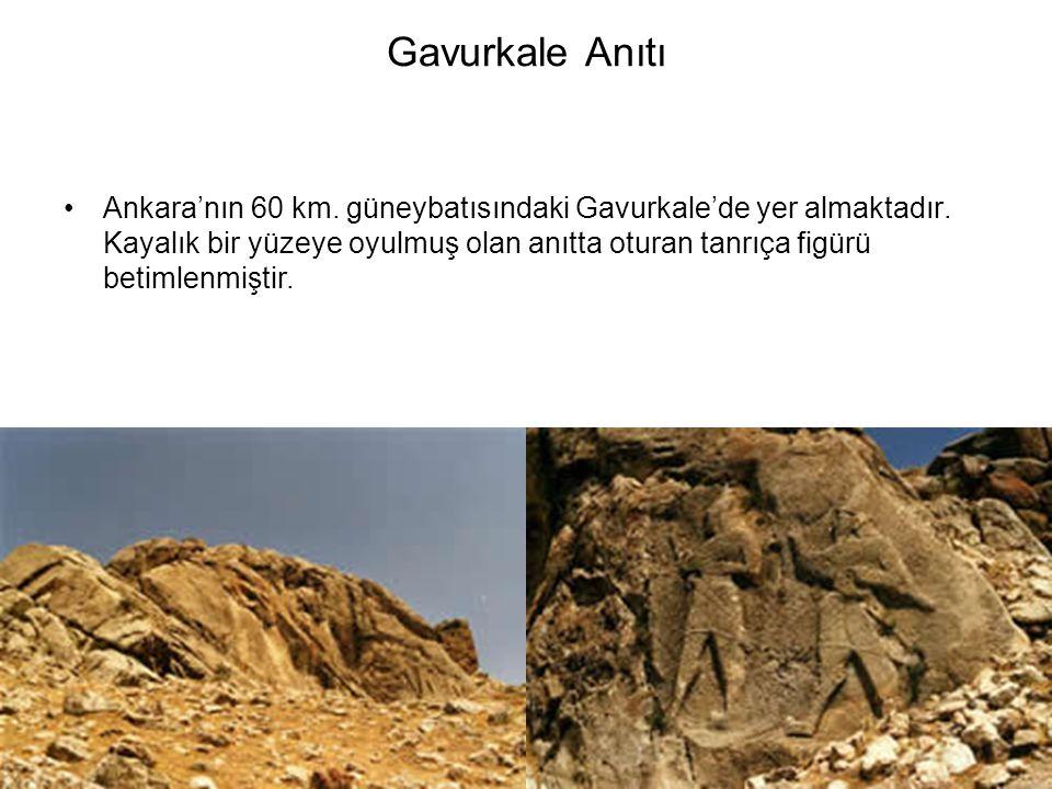Gavurkale Anıtı