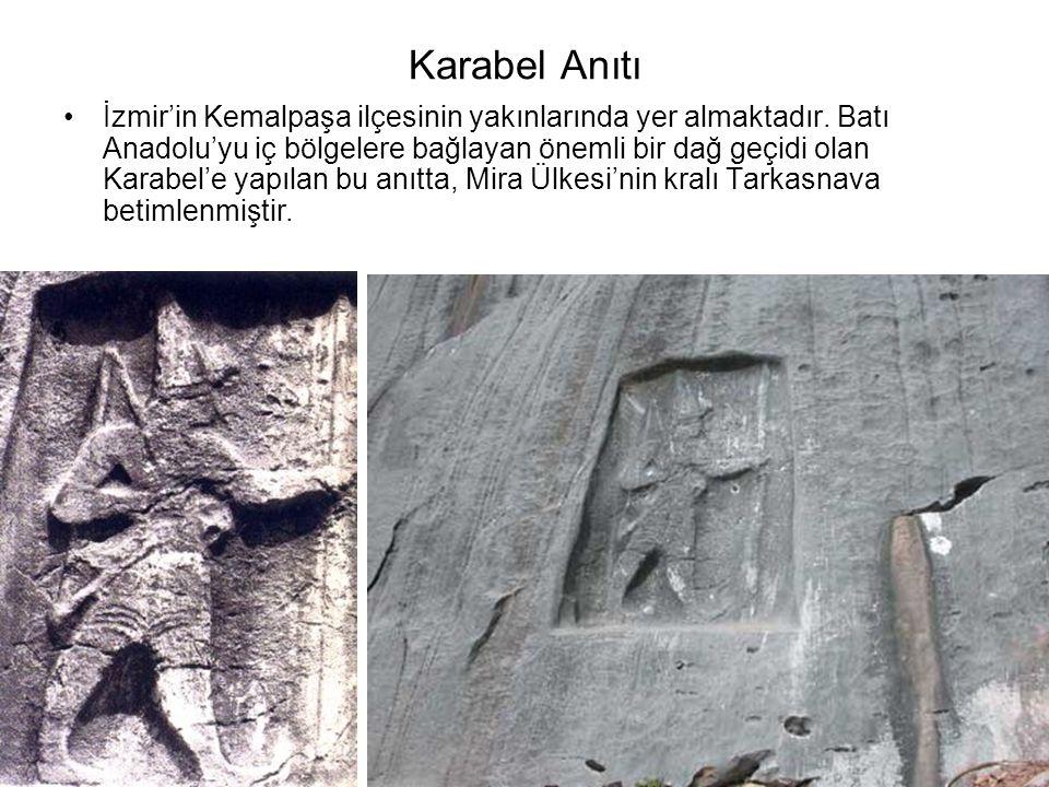 Karabel Anıtı