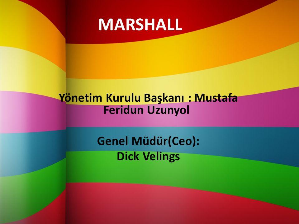 Yönetim Kurulu Başkanı : Mustafa Feridun Uzunyol
