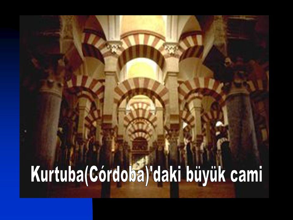 Kurtuba(Córdoba) daki büyük cami