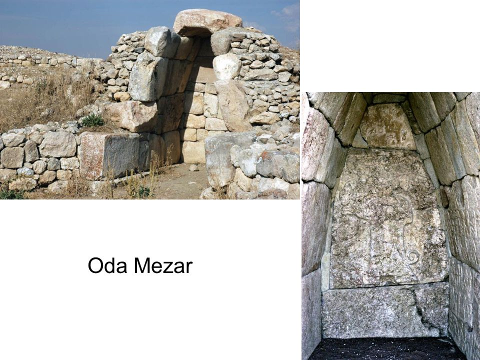 Oda Mezar