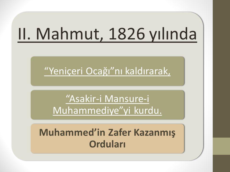 Muhammed'in Zafer Kazanmış Orduları