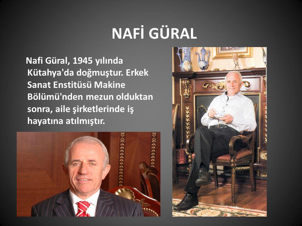 NAFİ GÜRAL