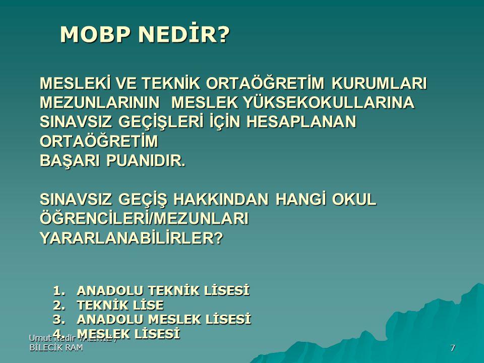 MOBP NEDİR