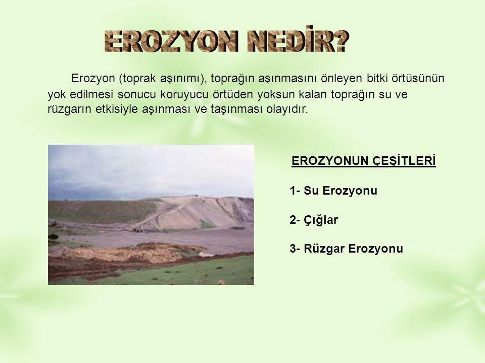 EROZYON NEDİR
