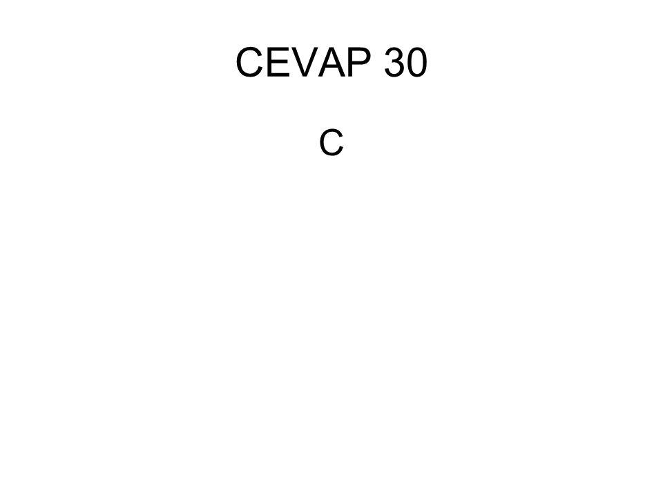 CEVAP 30 C