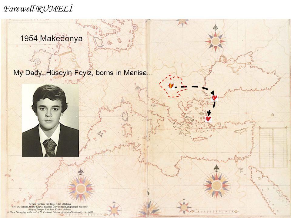 Farewell RUMELİ 1954 Makedonya