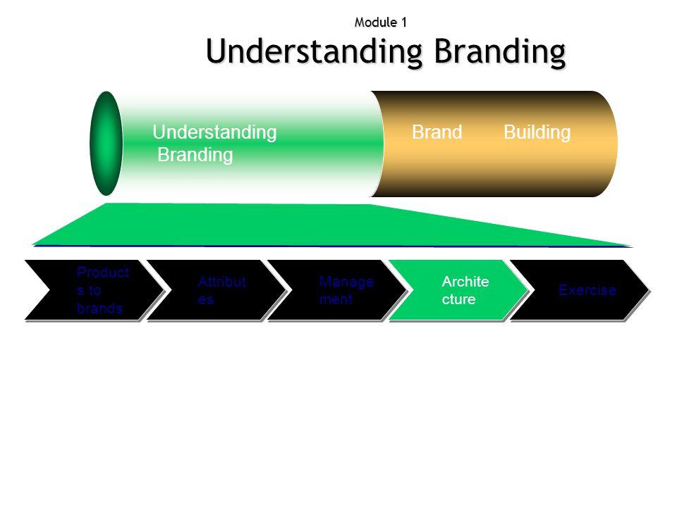 Module 1 Understanding Branding