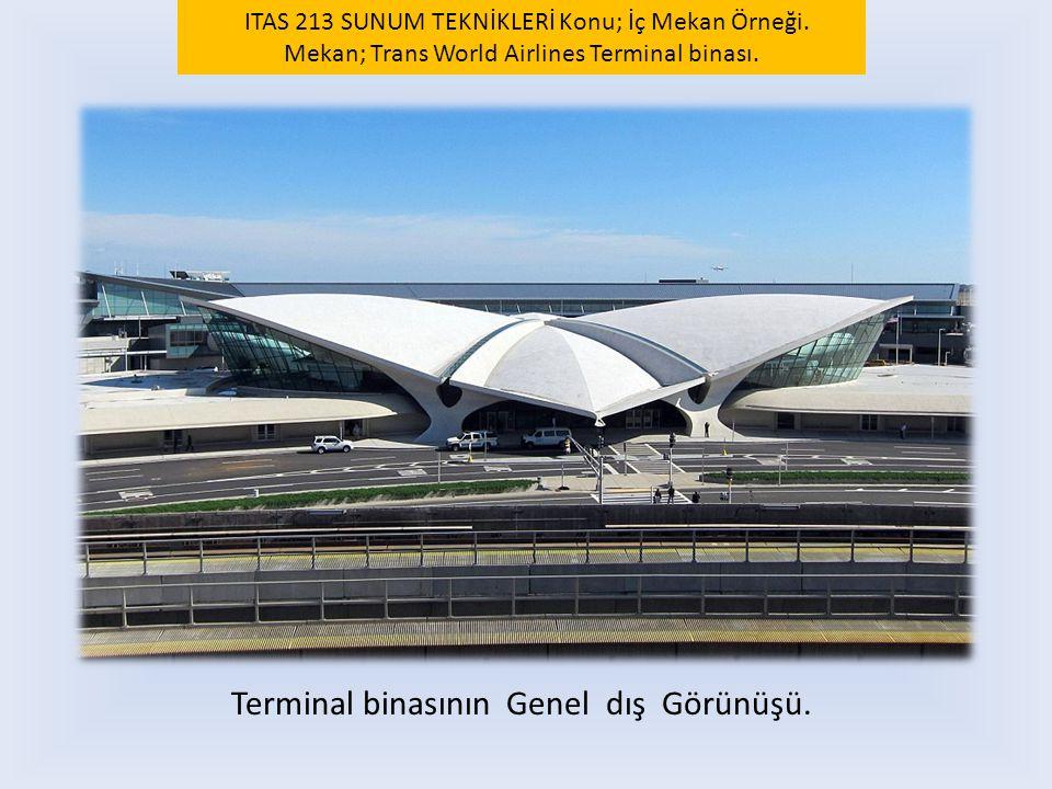 Terminal binasının Genel dış Görünüşü.