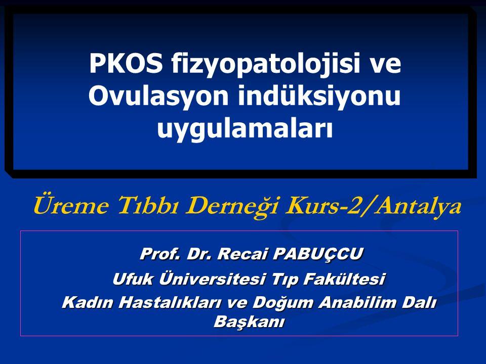 Üreme Tıbbı Derneği Kurs-2/Antalya