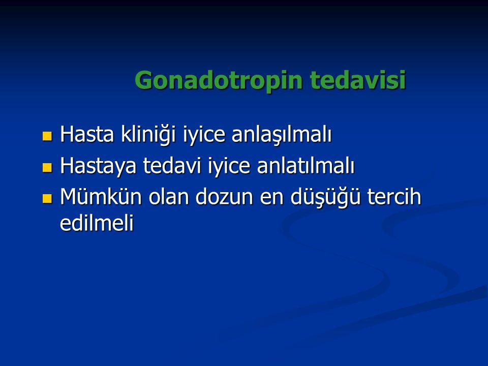 Gonadotropin tedavisi