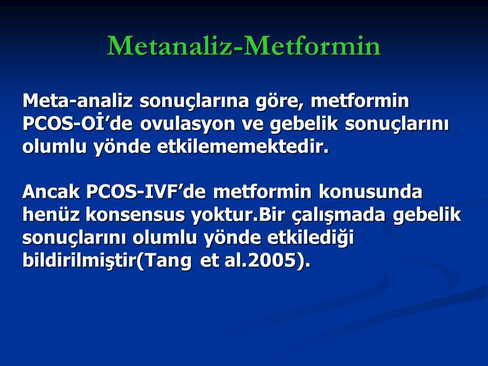 Metanaliz-Metformin