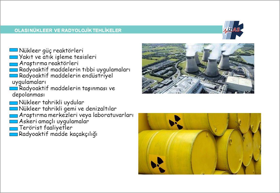 Nükleer güç reaktörleri Yakıt ve atık işleme tesisleri