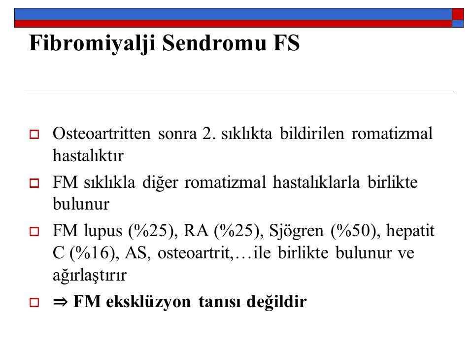 Fibromiyalji Sendromu FS