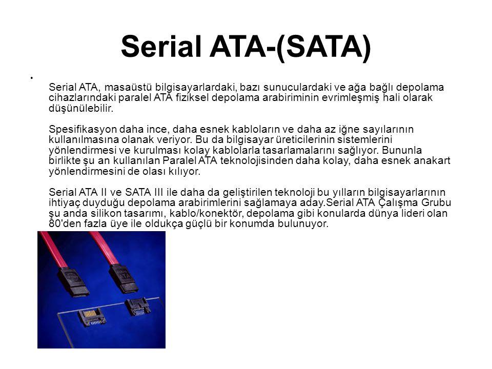 Serial ATA-(SATA)