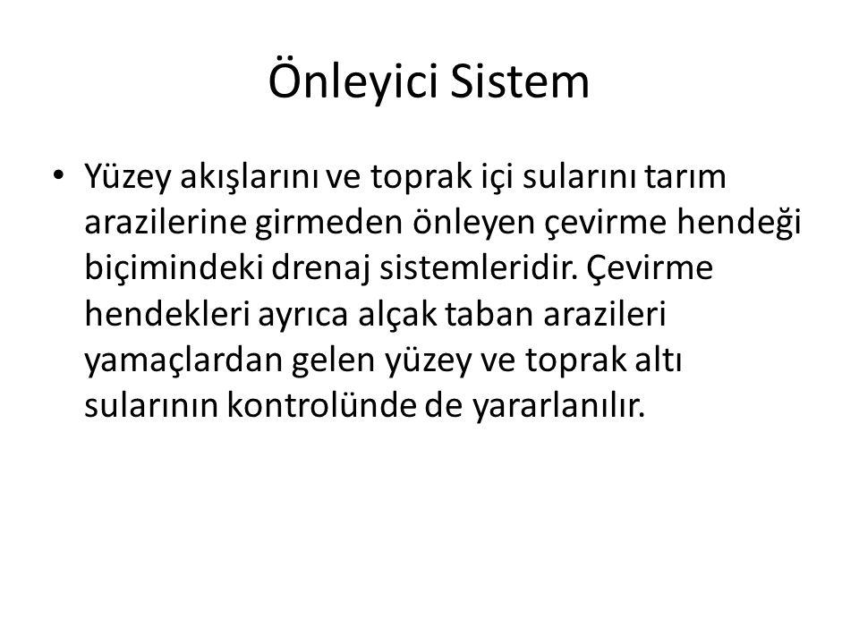 Önleyici Sistem